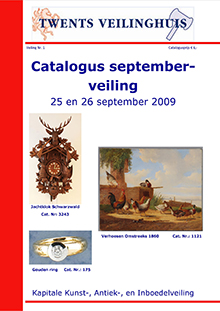 01. Septemberveiling 2009