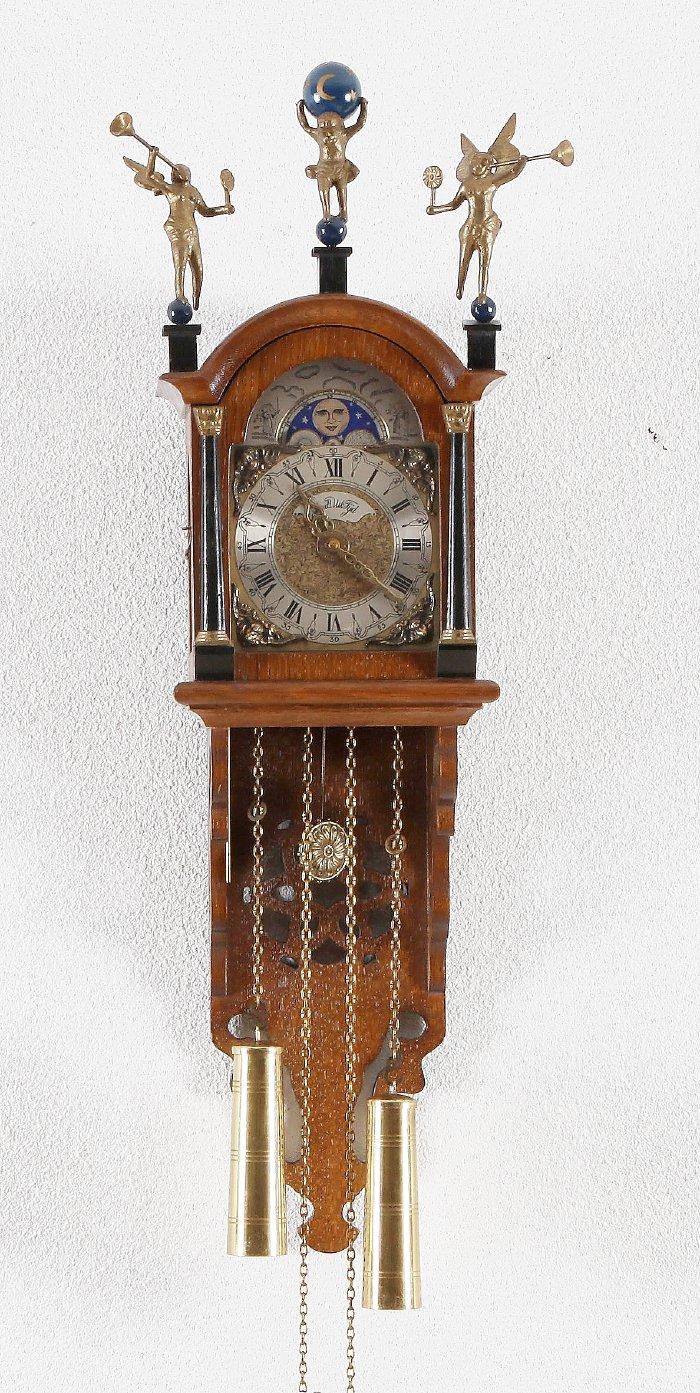 Gustav Becker klokken dating