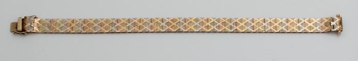 Armband tricolour GG