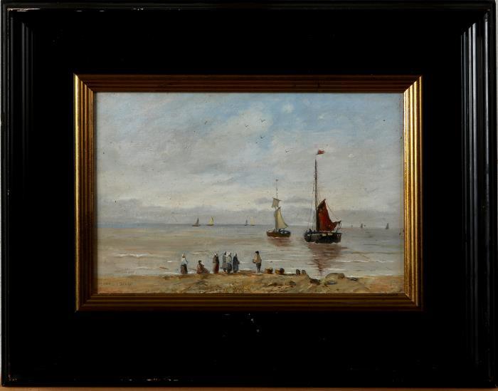 Schilderij, Balman