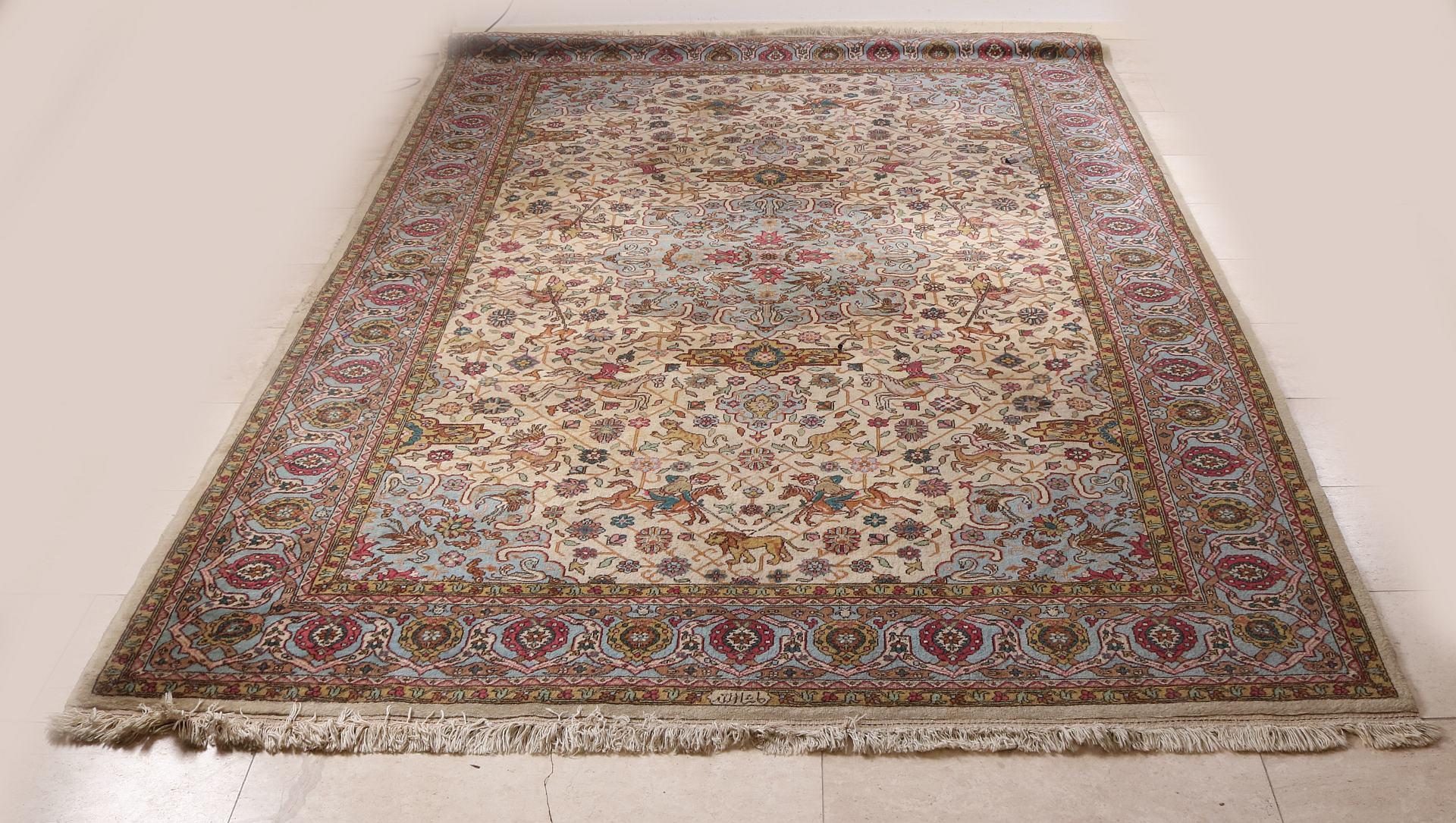 Perzisch tapijt, 310 x 210 cm