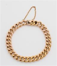 Gouden armband gourmet